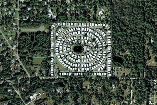 Ανθρώπινες δημιουργίες σε εντυπωσιακές δορυφορικές φωτογραφίες (20)