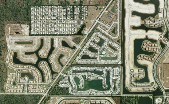 Ανθρώπινες δημιουργίες σε εντυπωσιακές δορυφορικές φωτογραφίες (23)