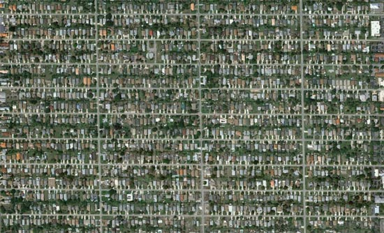 Ανθρώπινες δημιουργίες σε εντυπωσιακές δορυφορικές φωτογραφίες (24)