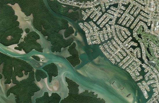 Ανθρώπινες δημιουργίες σε εντυπωσιακές δορυφορικές φωτογραφίες (25)
