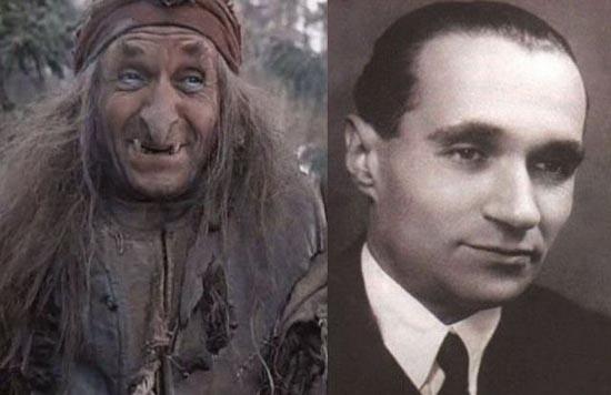 Οι άνθρωποι πίσω από διάσημους χαρακτήρες ταινιών (19)