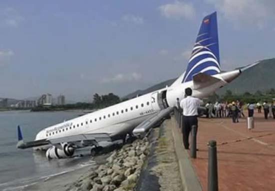 Αποτυχημένες απόπειρες προσγείωσης (3)