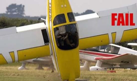 Αποτυχημένες απόπειρες προσγείωσης (10)