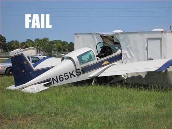 Αποτυχημένες απόπειρες προσγείωσης (4)
