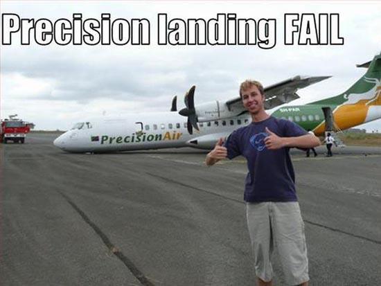 Αποτυχημένες απόπειρες προσγείωσης (12)
