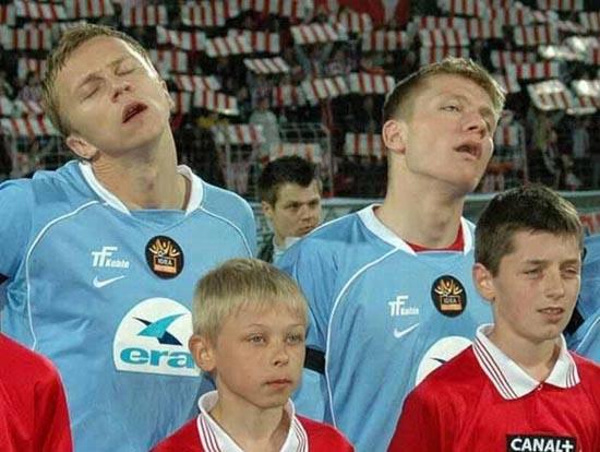 Αστείες ποδοσφαιρικές στιγμές (13)