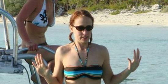 Ασυνήθιστοι τουρίστες στις Μπαχάμες (30)