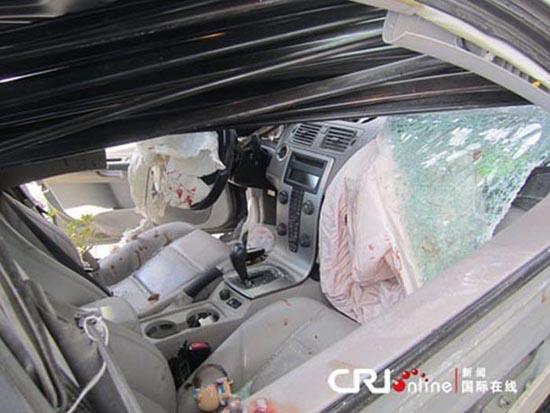 Πολύ άσχημο τροχαίο ατύχημα με απρόσμενη κατάληξη (4)