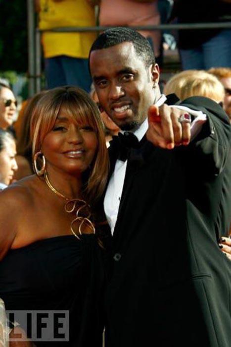 Celebrities με τις μαμάδες τους (5)