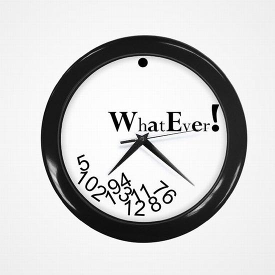 Παράξενα και πρωτότυπα ρολόγια (17)
