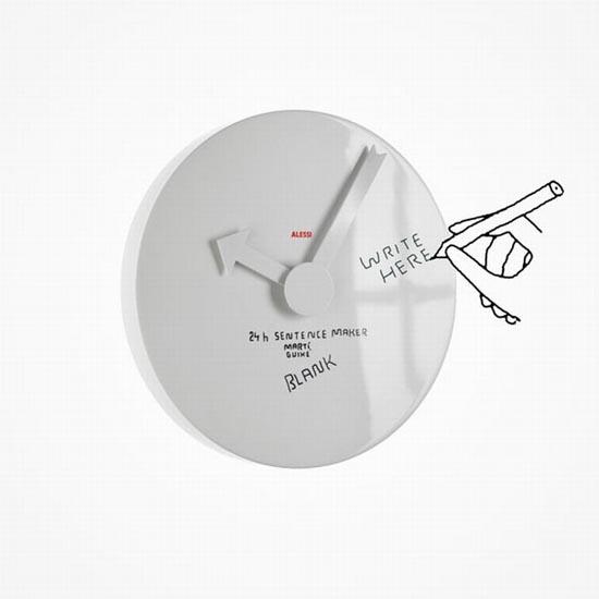 Παράξενα και πρωτότυπα ρολόγια (14)
