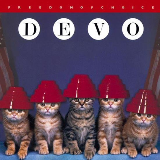Διάσημα εξώφυλλα δίσκων... με γάτες! (9)