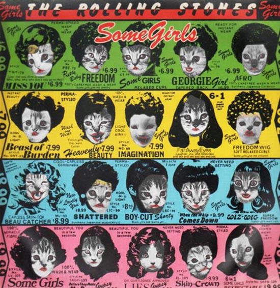 Διάσημα εξώφυλλα δίσκων... με γάτες! (16)