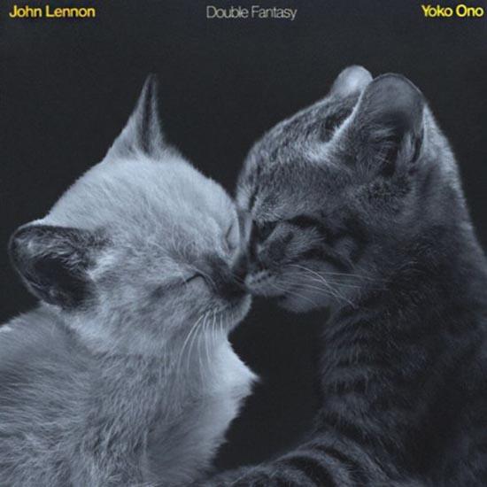 Διάσημα εξώφυλλα δίσκων... με γάτες! (17)