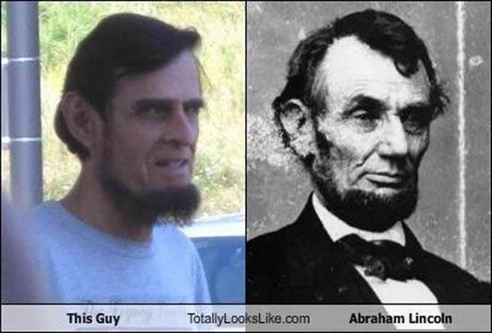 Διάσημοι που μοιάζουν με ιστορικά πρόσωπα (15)