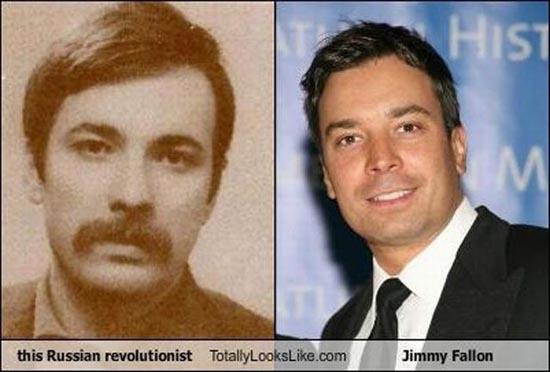 Διάσημοι που μοιάζουν με ιστορικά πρόσωπα (14)