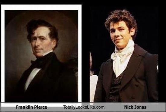 Διάσημοι που μοιάζουν με ιστορικά πρόσωπα (7)