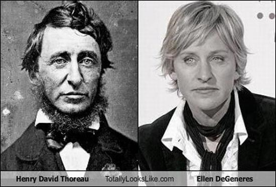 Διάσημοι που μοιάζουν με ιστορικά πρόσωπα (3)