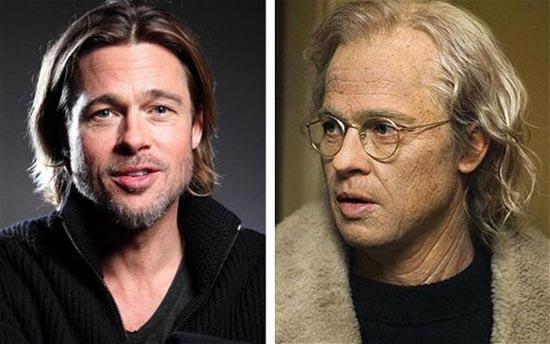 Διάσημοι σε ρόλους ηλικιωμένων (6)