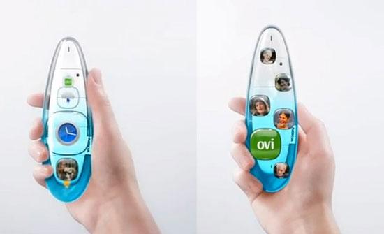Εκπληκτικό κινητό του μέλλοντος από τη Nokia