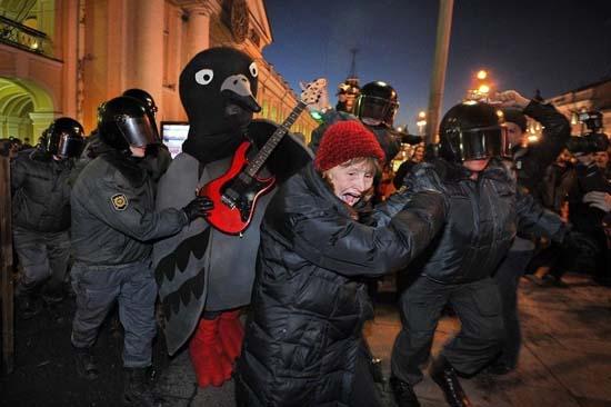 Εν τω μεταξύ, στη Ρωσία... (1)