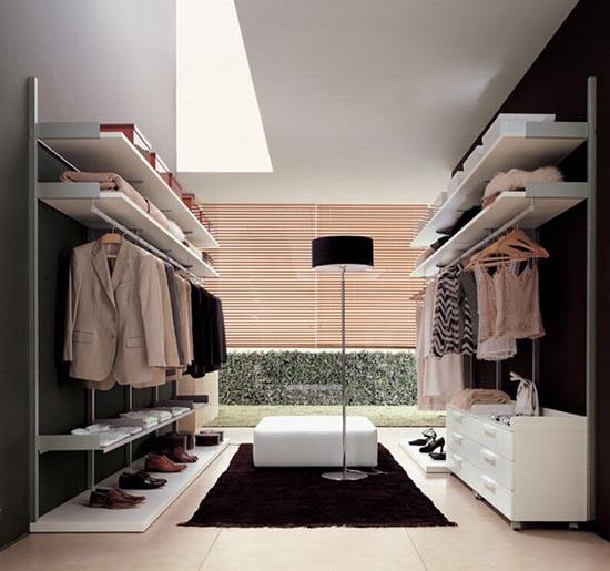 Εντυπωσιακές και πολυτελείς ντουλάπες (3)