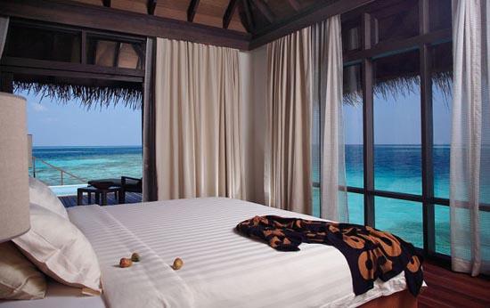Εντυπωσιακό θέρετρο στις Μαλδίβες (4)