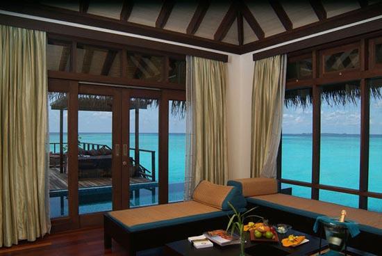Εντυπωσιακό θέρετρο στις Μαλδίβες (6)