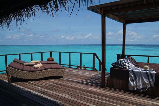 Εντυπωσιακό θέρετρο στις Μαλδίβες (7)