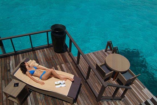 Εντυπωσιακό θέρετρο στις Μαλδίβες (8)