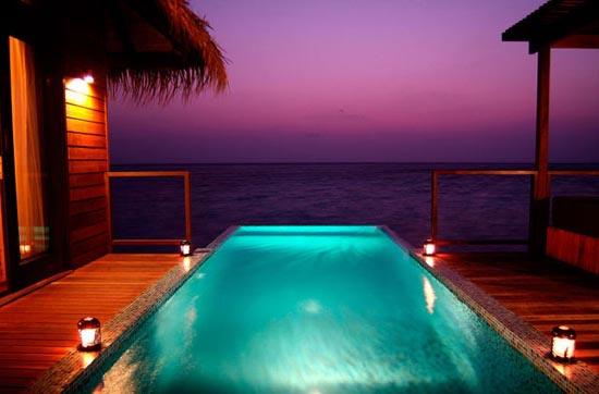 Εντυπωσιακό θέρετρο στις Μαλδίβες (10)