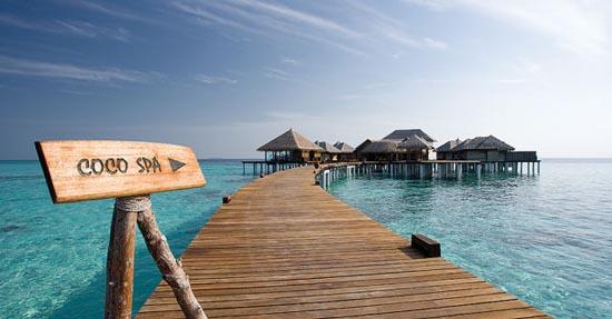 Εντυπωσιακό θέρετρο στις Μαλδίβες (13)