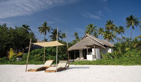 Εντυπωσιακό θέρετρο στις Μαλδίβες (18)