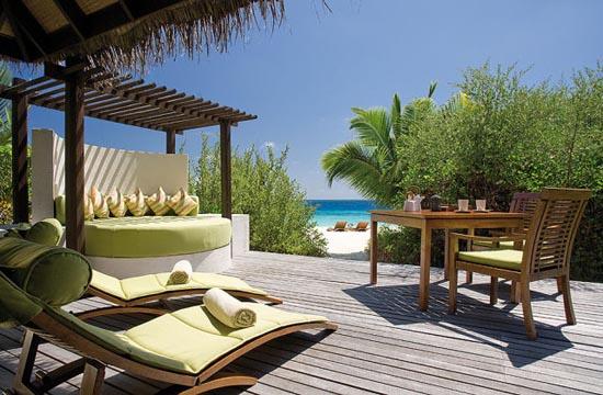 Εντυπωσιακό θέρετρο στις Μαλδίβες (21)
