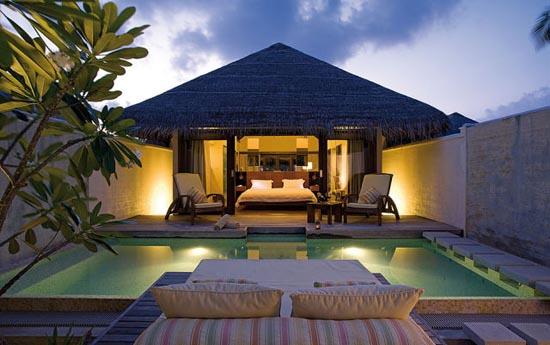 Εντυπωσιακό θέρετρο στις Μαλδίβες (22)