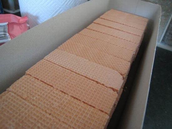Πως να φτιάξετε μια γιγαντιαία Kit-Kat (5)