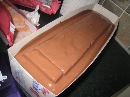 Πως να φτιάξετε μια γιγαντιαία Kit-Kat (6)