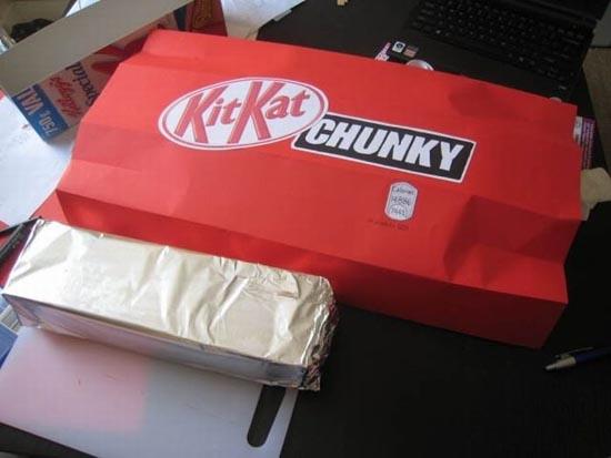 Πως να φτιάξετε μια γιγαντιαία Kit-Kat (7)
