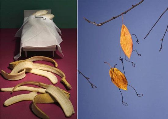 Καθημερινά αντικείμενα σε παράξενες καταστάσεις (2)