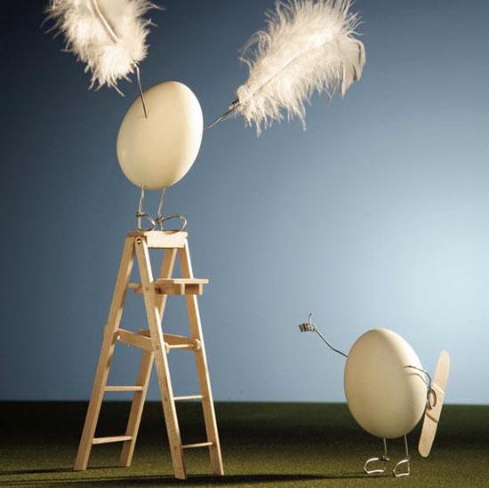 Καθημερινά αντικείμενα σε παράξενες καταστάσεις (9)