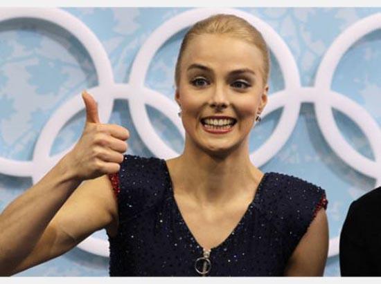 Kiira Korpi: Μια πανέμορφη ice skater (1)