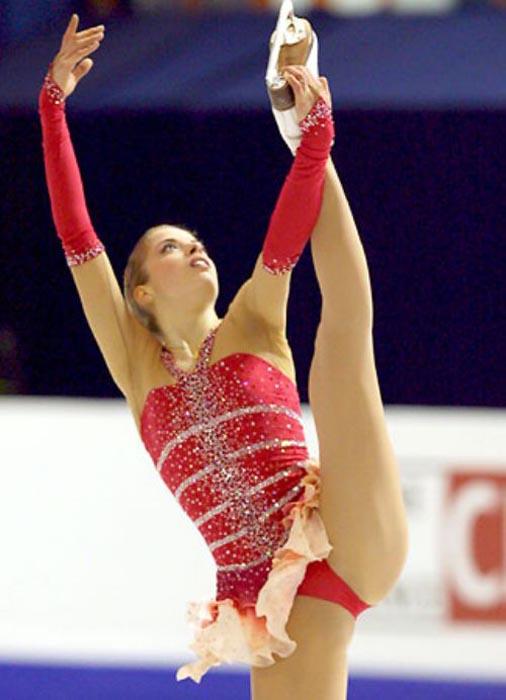 Kiira Korpi: Μια πανέμορφη ice skater (4)