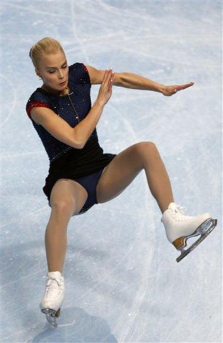 Kiira Korpi: Μια πανέμορφη ice skater (7)