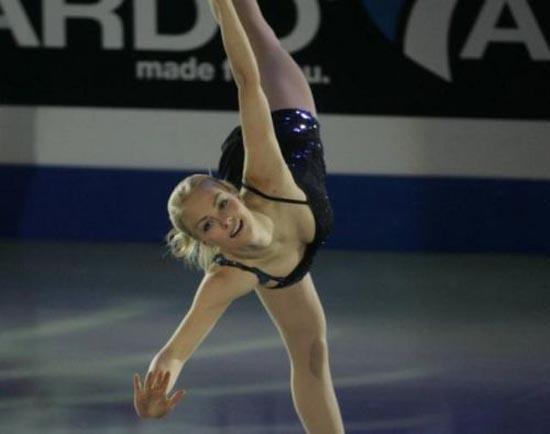 Kiira Korpi: Μια πανέμορφη ice skater (14)
