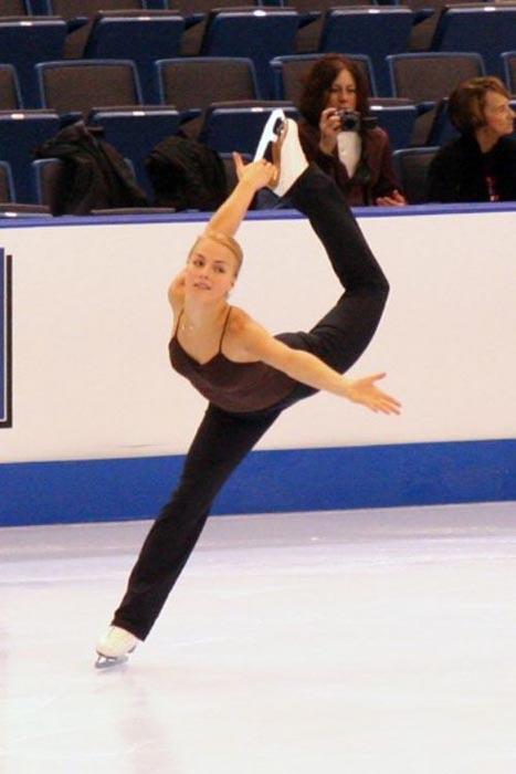Kiira Korpi: Μια πανέμορφη ice skater (15)
