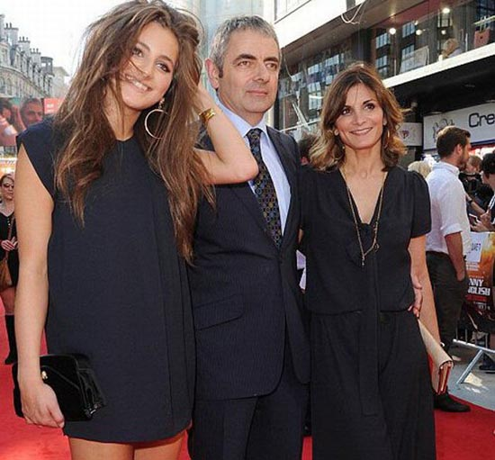 Η κόρη του Mr Bean (Rowan Atkinson) (5)