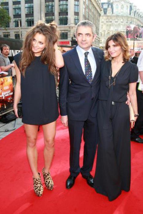 Η κόρη του Mr Bean (Rowan Atkinson) (6)