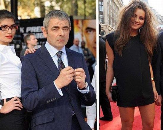 Η κόρη του Mr Bean (Rowan Atkinson) (7)