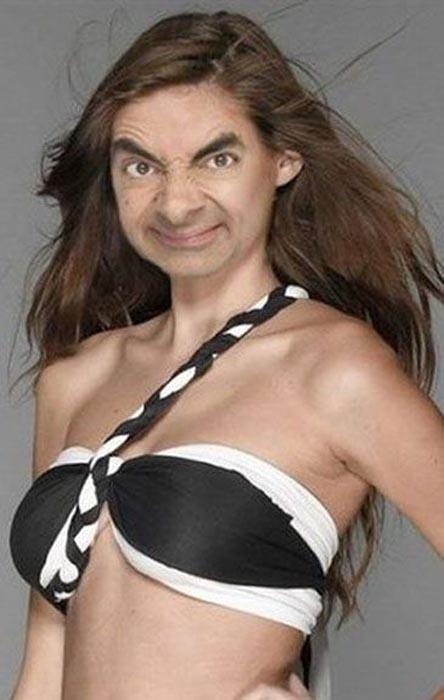 Η κόρη του Mr Bean (Rowan Atkinson) (8)