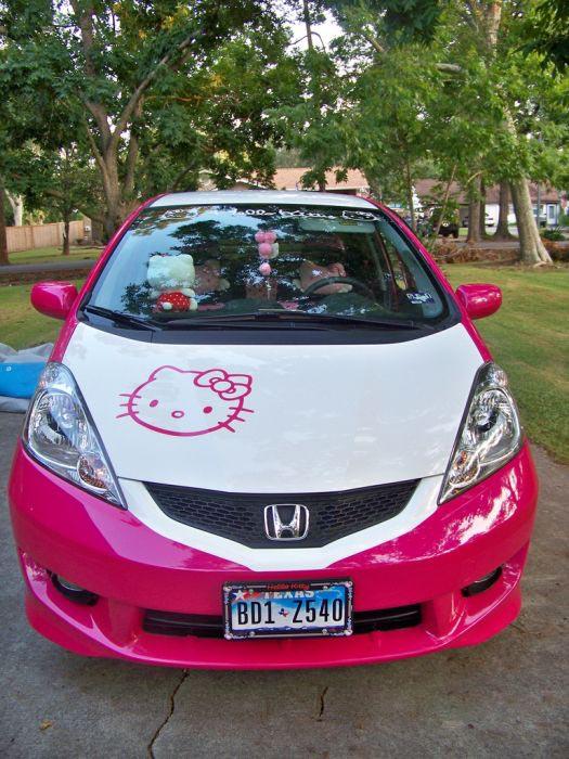 Το ξεχωριστό «Honda» μιας κοπέλας (1)